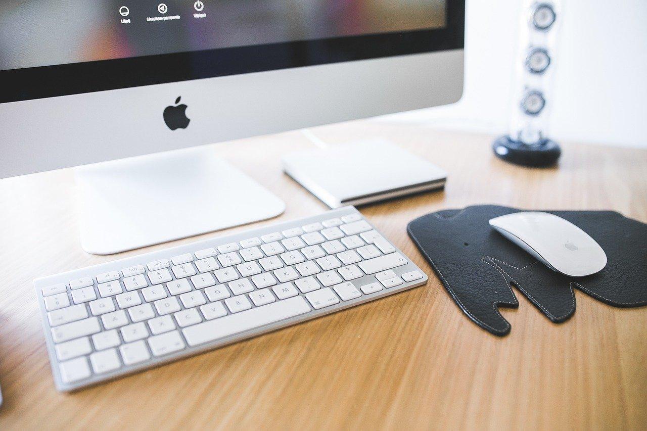System OS X na iMac
