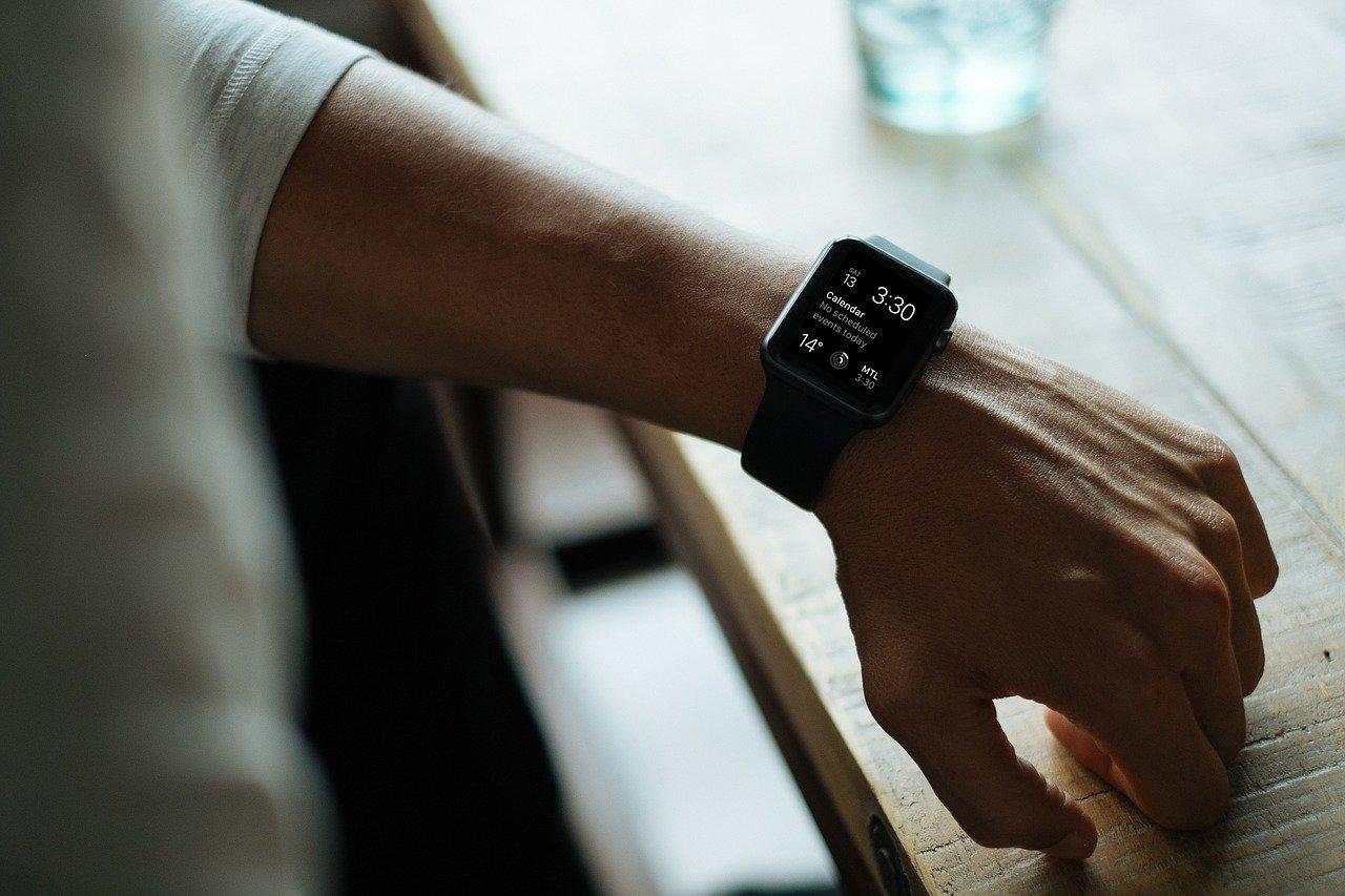 Zdjęcia wysokiej jakości z Apple Watch