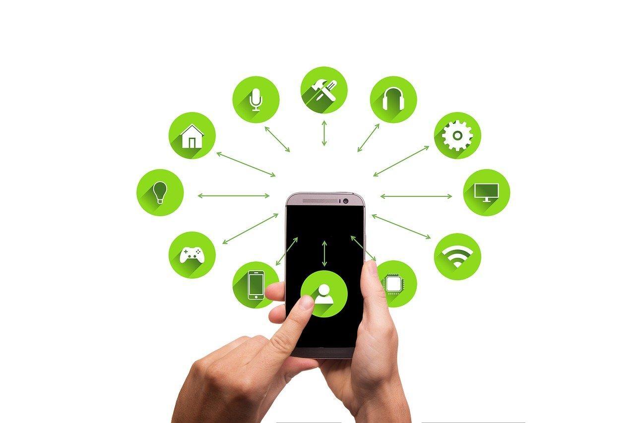 Inteligentny dom za pomocą smartfona