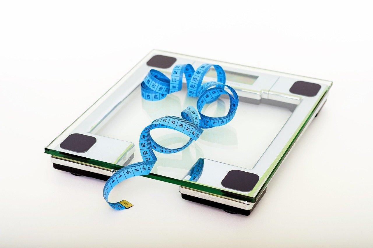 Skan całego ciała - nowoczesna waga