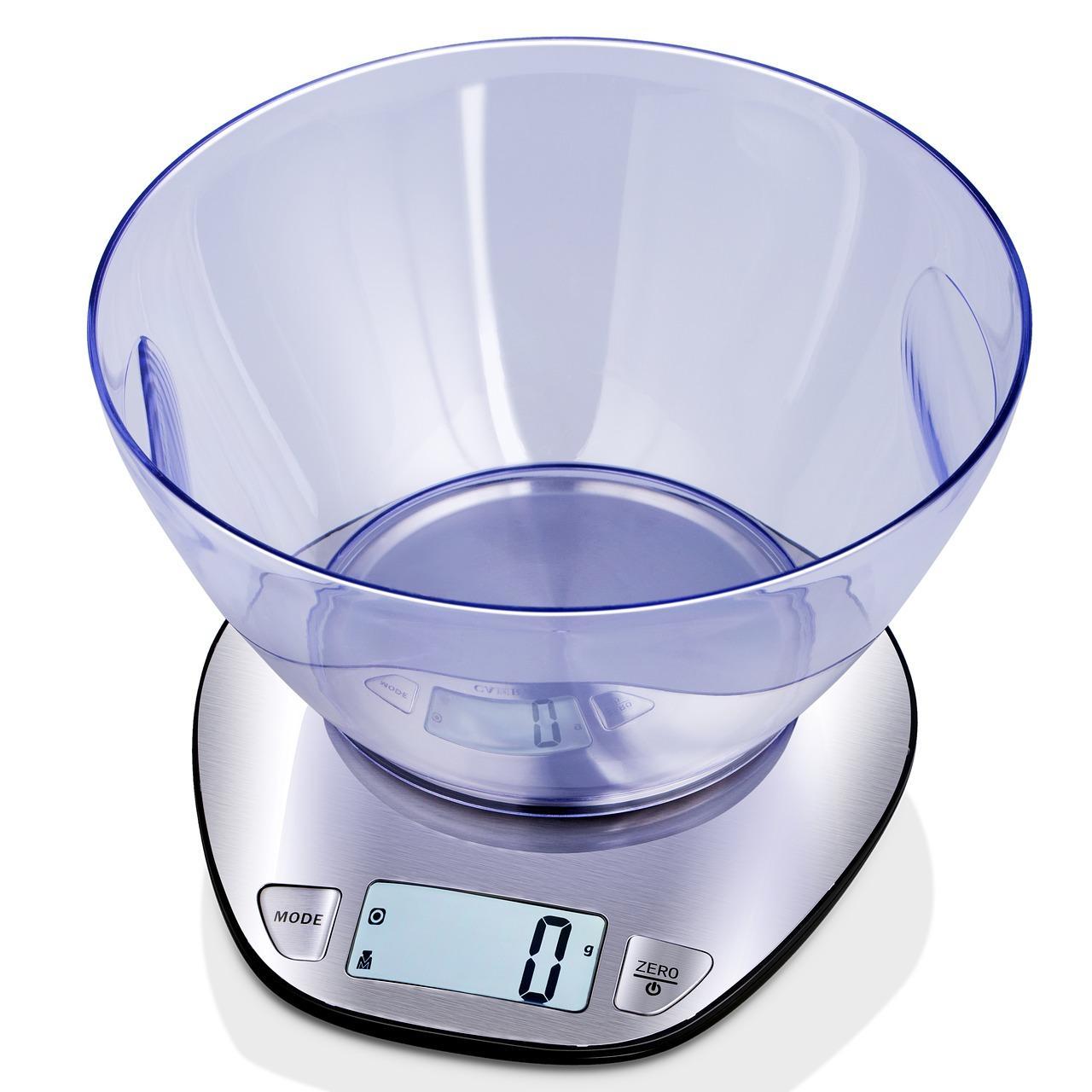 Elektroniczna waga kuchenna