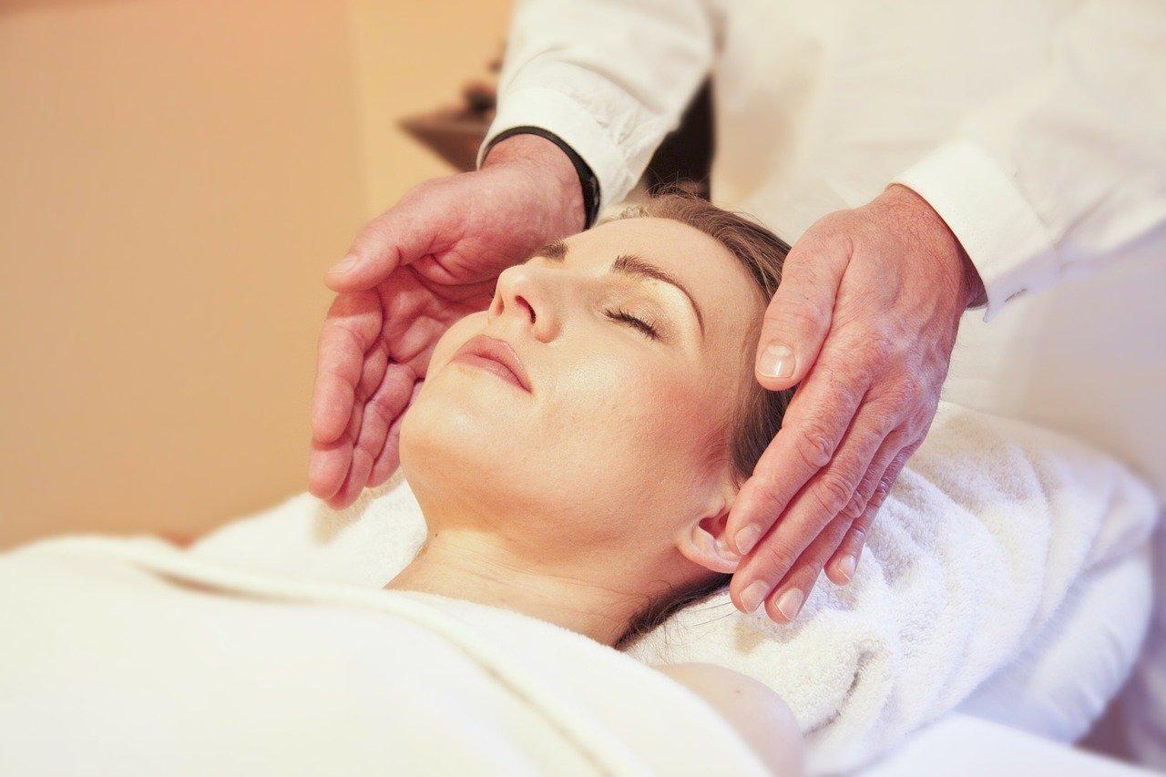 Pielęgnacja cery - masaż
