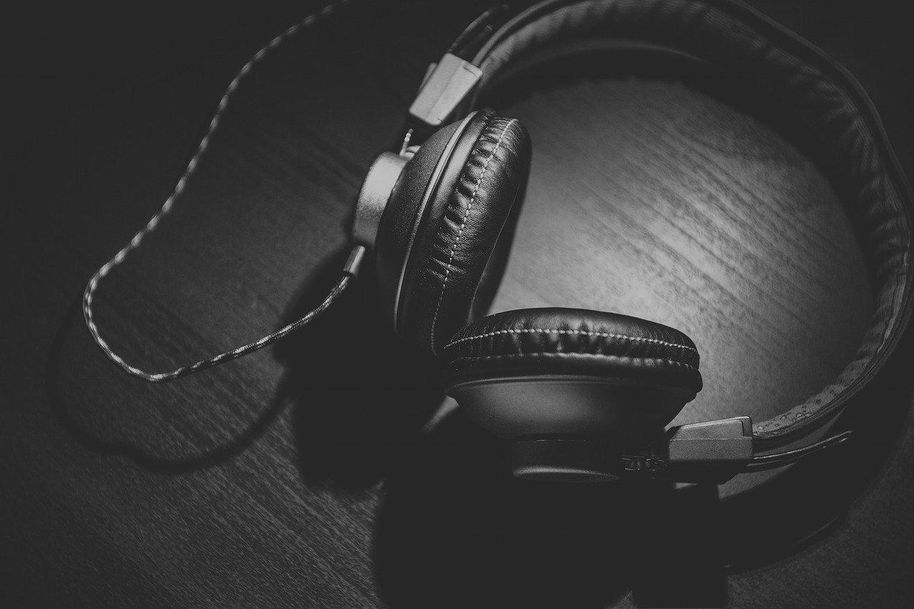 Słuchawki do słuchania muzyki