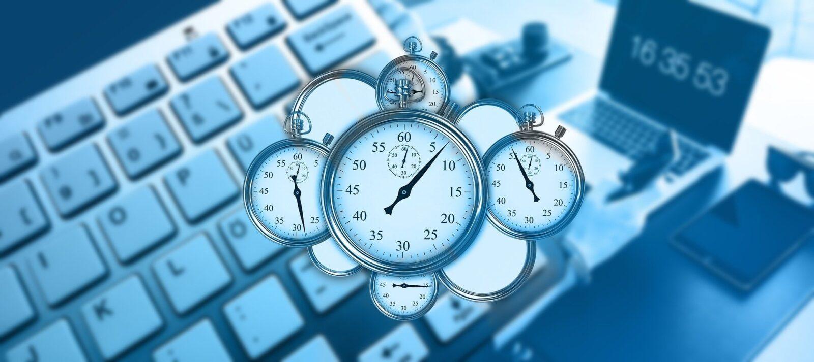 Aplikacja do zarządzania czasem