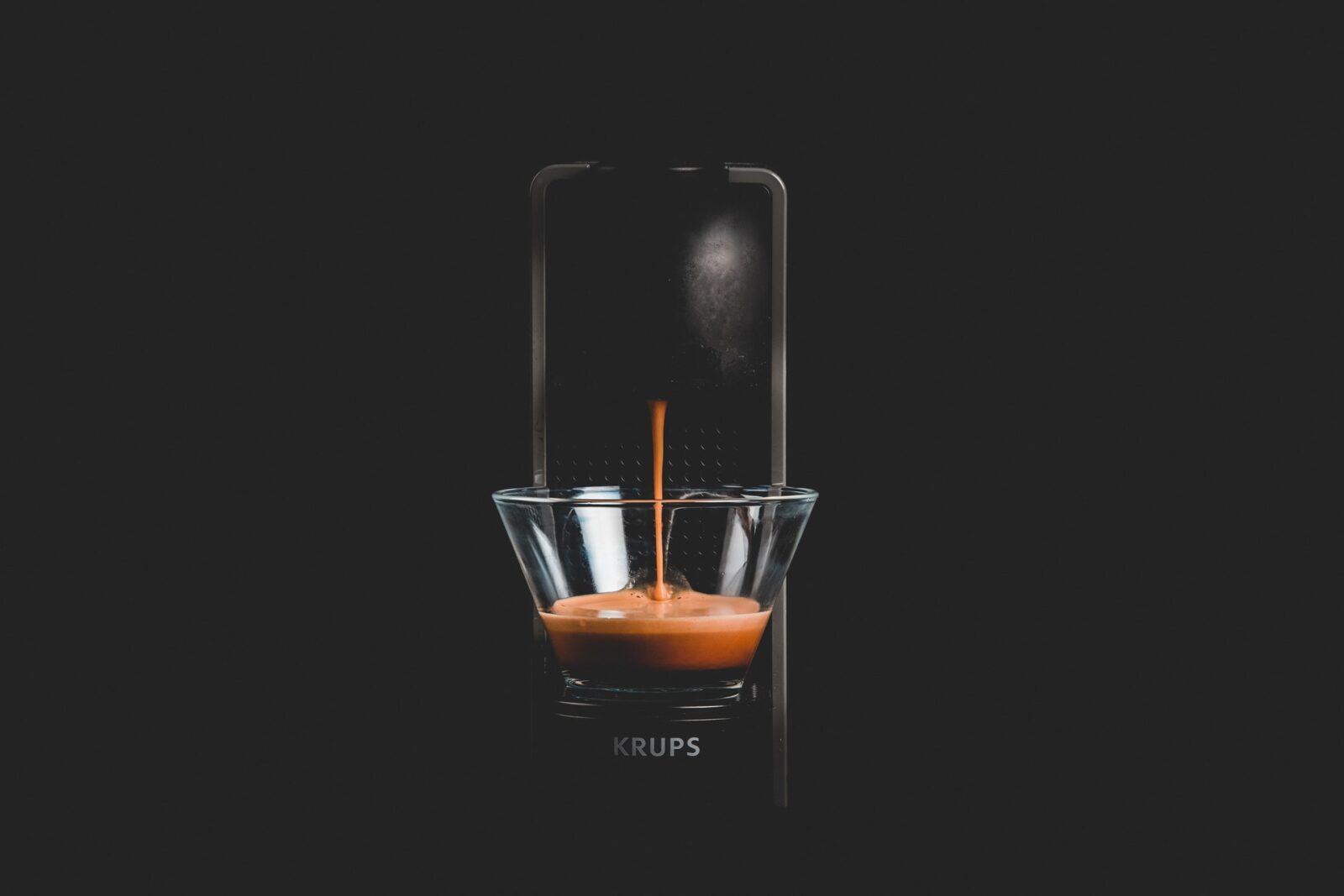 Ekspres do kawy Krups EA880