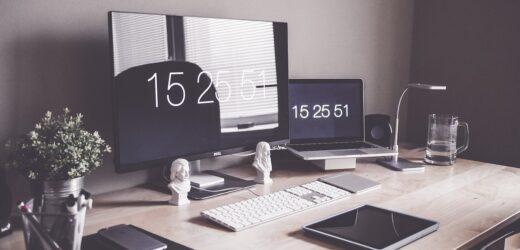 Inteligentne biurko przenosi miejsce pracy na wyższy poziom