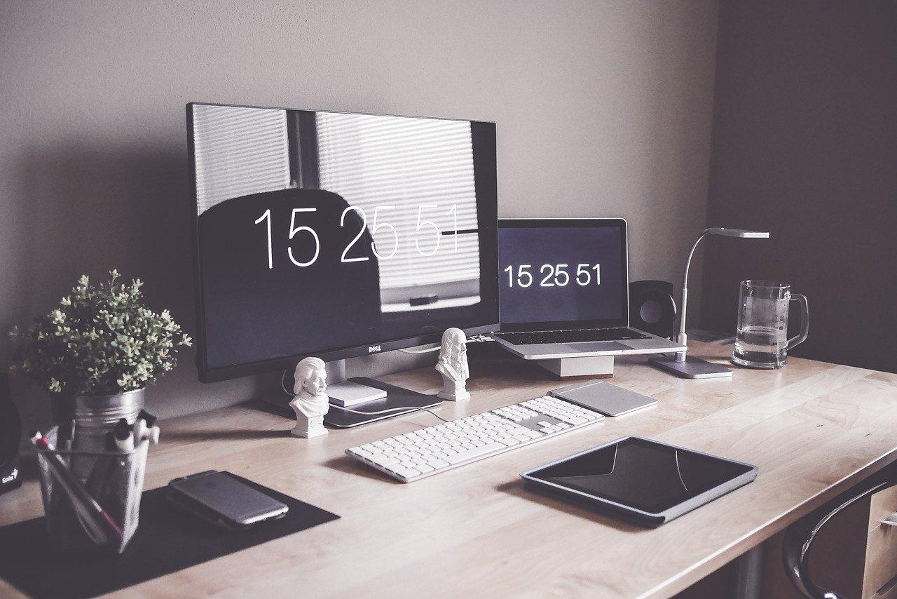 Inteligentne biurko