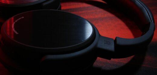 Nowoczesne słuchawki wyposażone w technologie przyszłości. Przegląd