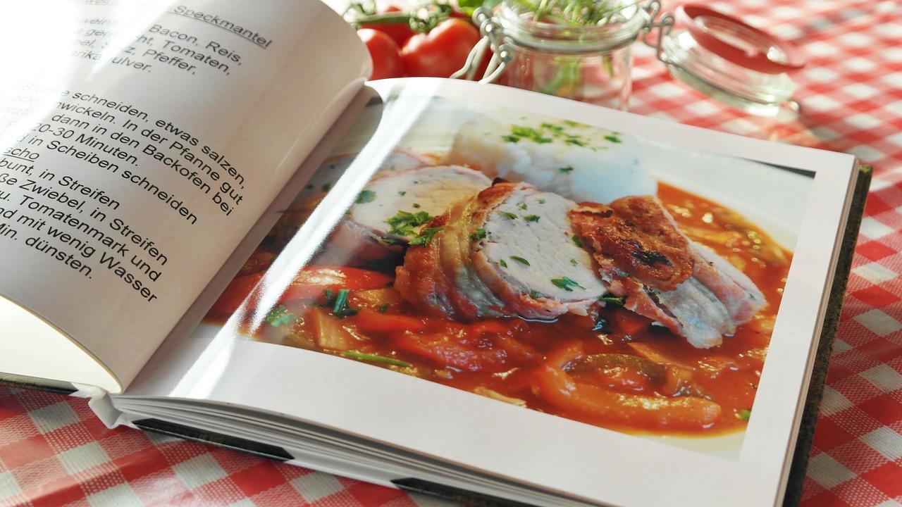 Elektroniczna książka kucharska
