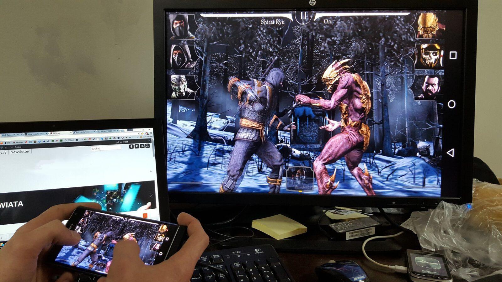 Mortal Kombat X na PC