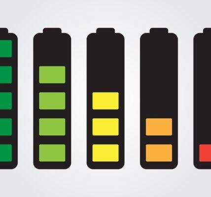 Bateria w telefonie