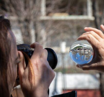 Kreatywne zdjęcia