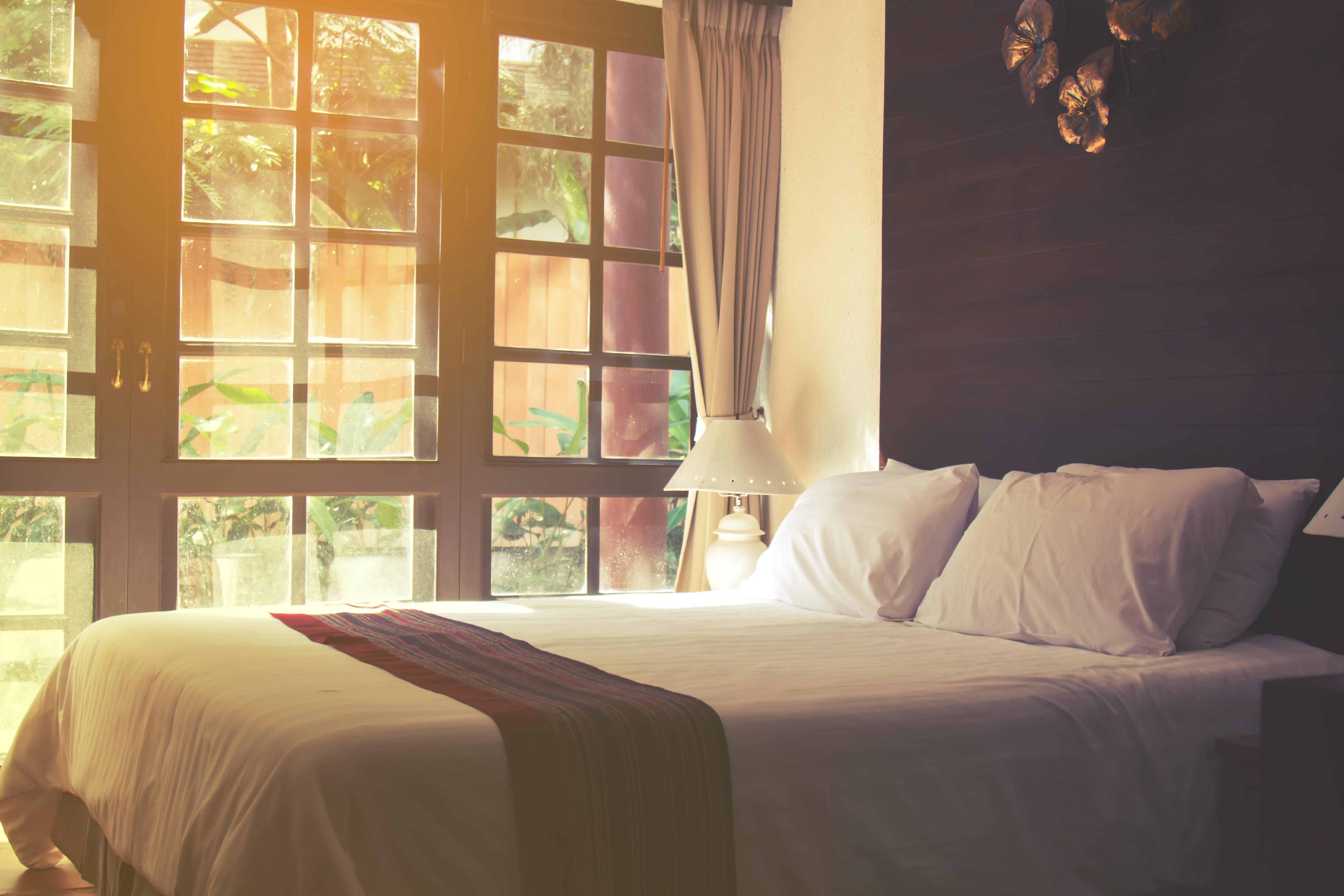 Zadbaj o czystość pokoi hotelowych