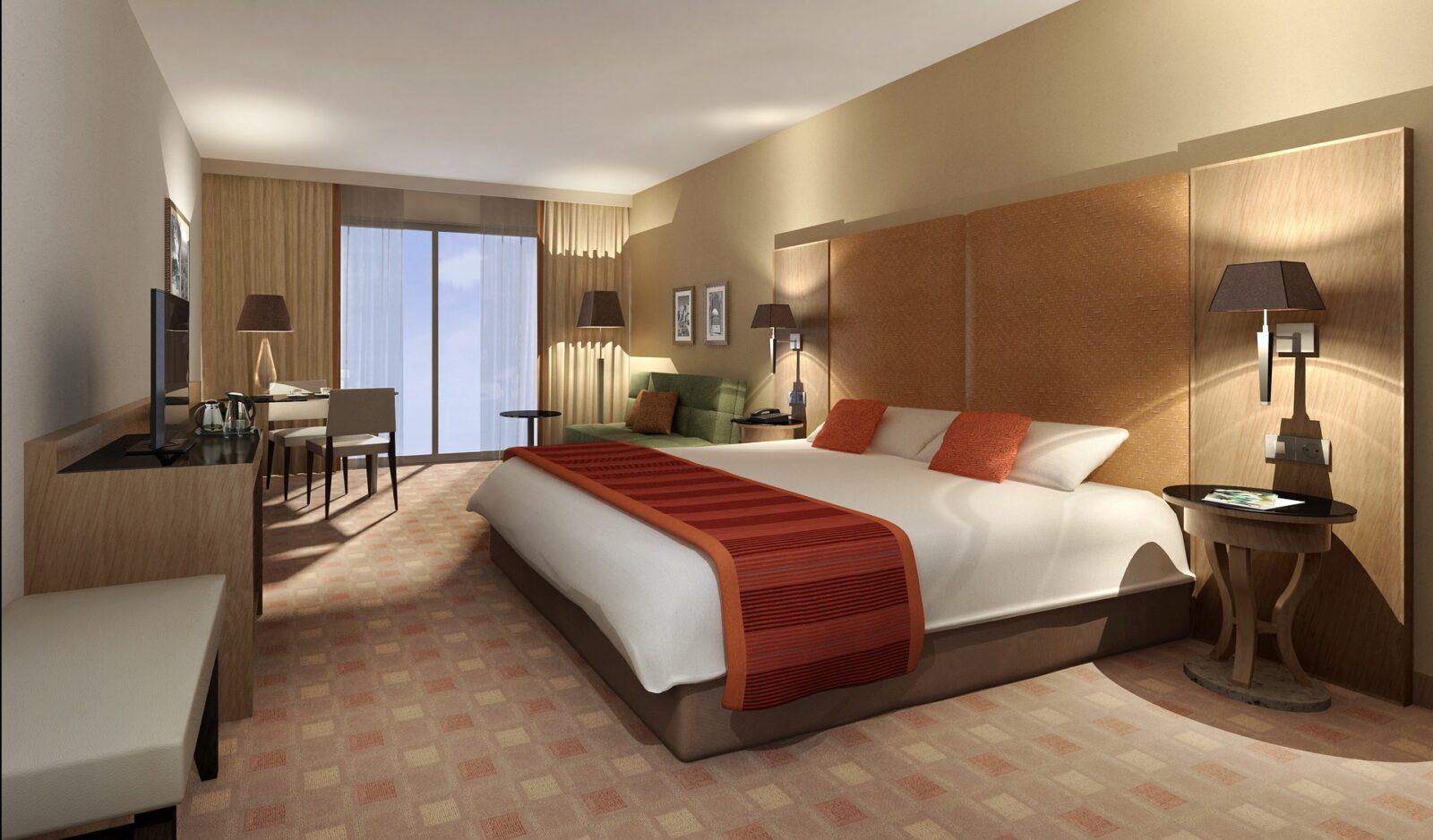 System hotelowy