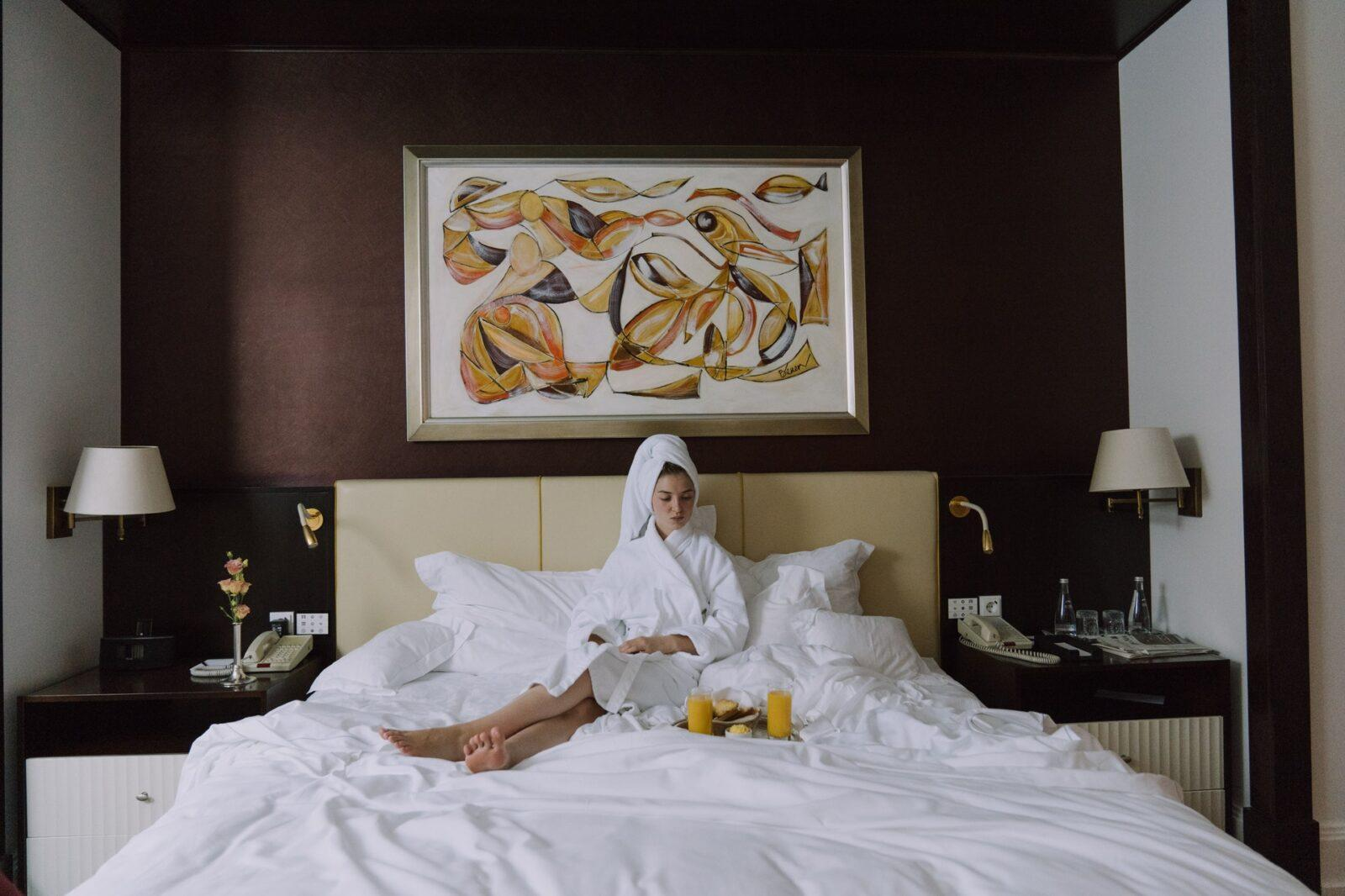 inteligentny hotel