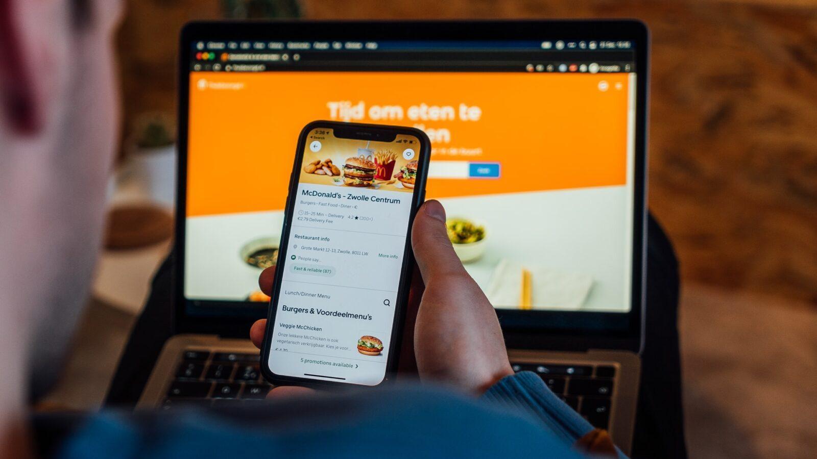 Aplikacja do zamawiania jedzenia