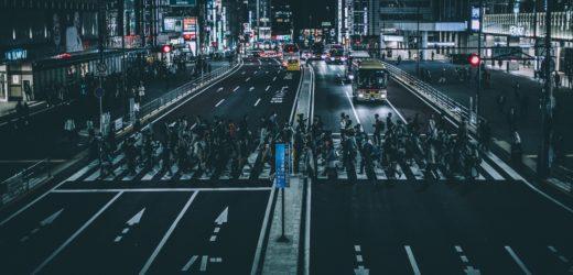 Oświetlenie przejść dla pieszych- bezpieczeństwo na drodze