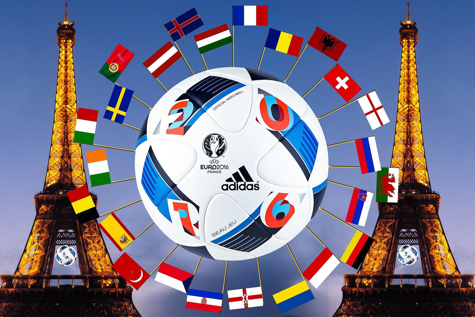 EURO 2016 - technologie wykorzystywane na mistrzostwach