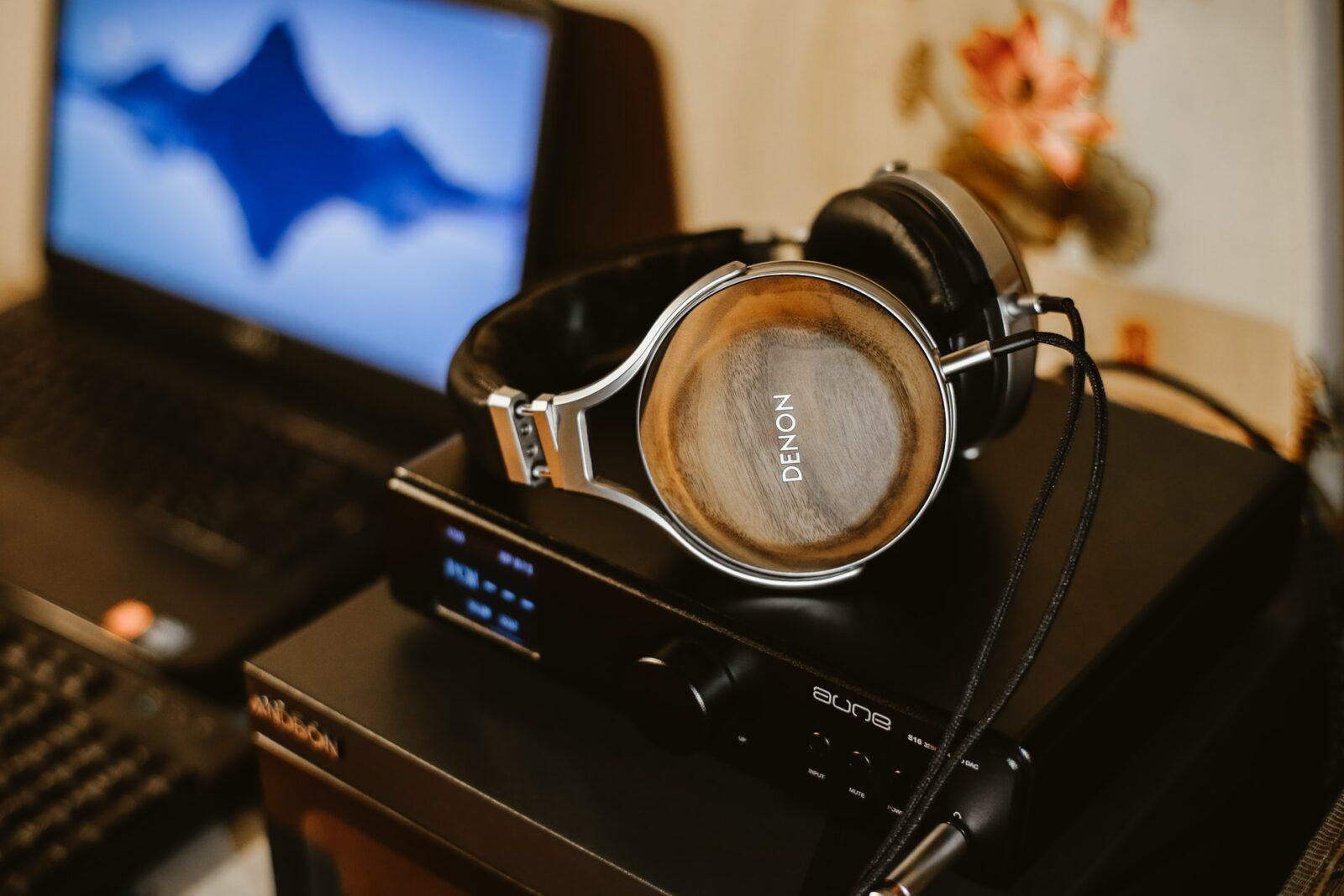 pokój audiofila