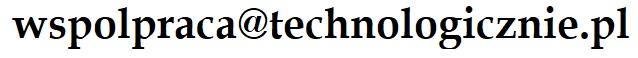 email technologicznie